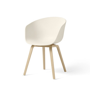 About A Chair AAC22 cream white