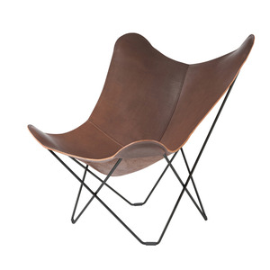 Pampa Mariposa Chair -Chocolate