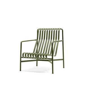 Palissade lounge chair high 3 colors