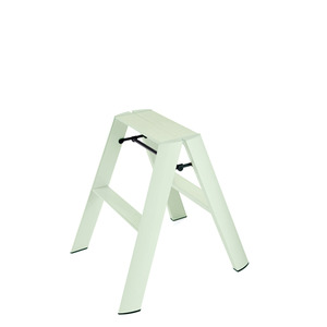 Lucano step stool / 2-step, mint green  (주문 후 3개월 소요)
