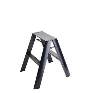 Lucano step stool / 2-step, black 94015