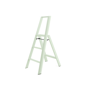 Lucano step stool / 3-step, mint green (주문 후 3개월 소요)