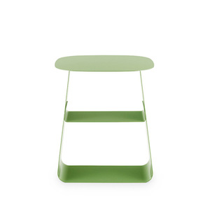 Stay Table, small (40*40)  stone grey, green, burgundy (602219, 602220, 602221)
