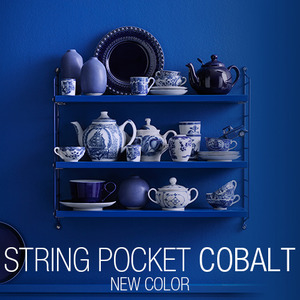 String Pocket ,Cobalt