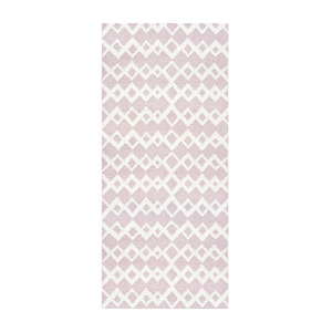 ALMA carpet Dusty pink 70 * 150 cm (13-61503)