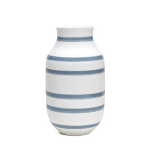 Omaggio vase Light Blue H375(13043)