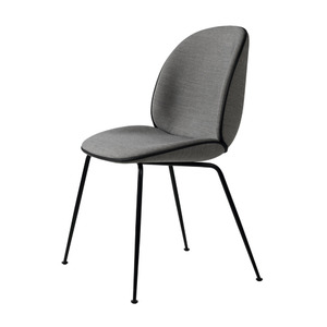 Beetle chair fully fabric upholstered Crisp 4022 grey 주문 후 3개월 소요