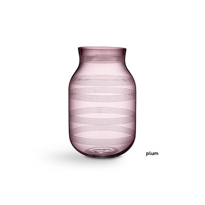 Omaggio vase glass h280 3 colors 3월 중순 입고 예정