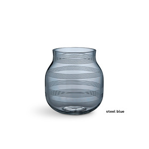 Omaggio vase glass h170 3 colors 3월 중순 입고 예정