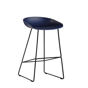 About A Stool AAS38 Blue/Black 65cm (238006) 주문 후 2개월 소요