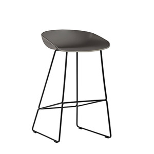 About A Stool AAS38 Grey/Black 65cm (238003) 주문 후 2개월 소요