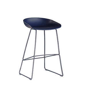 About A Stool AAS38 Blue/Steel 65cm (238906)  주문 후 2개월 소요