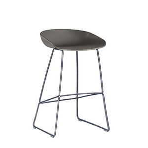 About A Stool AAS38 Grey/Steel 65cm (238403) 주문 후 2개월 소요