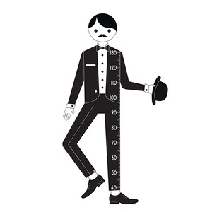 Measureman Wallsticker (20202001)