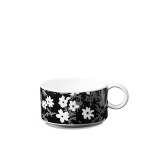 Flower by AJ Porcelain Tea Cup