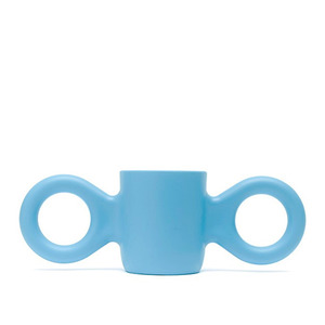 Dombo design cup - light blue