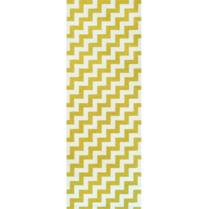 GUNNEL carpet Mustard 70 * 200 cm (13-22003)