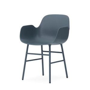 Form Arm Chair (steel) 6colors