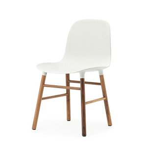 Form Chair, walnut (6 colors)