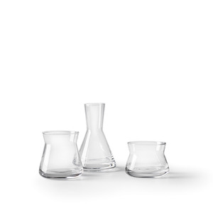 Trio vases set of 3 (2 colors)