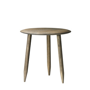Hoof Table SW1 - Smoked Oak 주문 후 3개월 소요