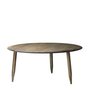 Hoof Table SW2 - Smoked Oak