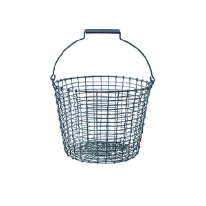 Bucket 16L galvanized steel (32010)