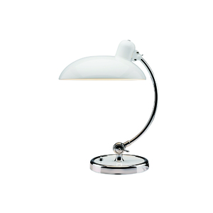 kaiser idell table lamp white (6631)