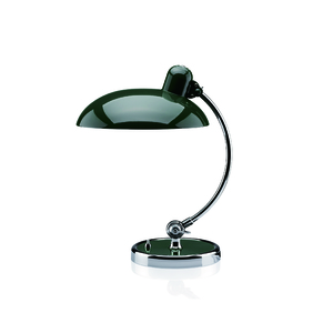 kaiser idell table lamp dark green (6631)