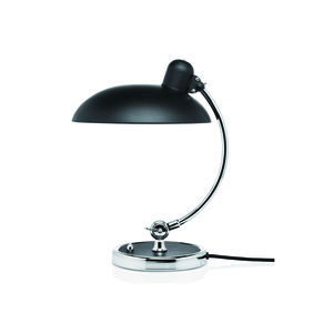 kaiser idell table lamp matt black(6631)