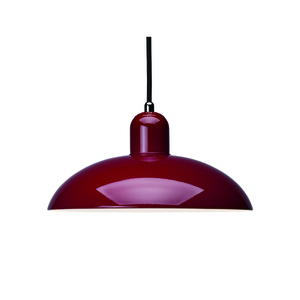 kaiser idell pendant lamp Ruby red(6631p)