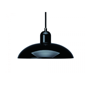 kaiser idell pendant lamp black highgloss(6631p)